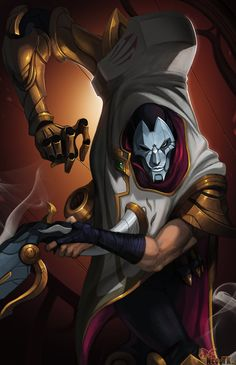 lol jhin fanart | Créations de la communauté : Jhin - League of Legends