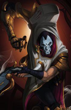 lol jhin fanart | Créations de la communauté : Jhin - League of Legends