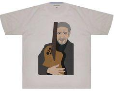 Camiseta - Zé Ramalho- Loja de RabiscoVirtual