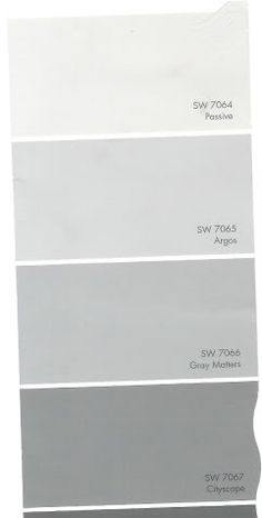 Sherwin williams silver strand in kitchen fixer upper for Light grey paint colors