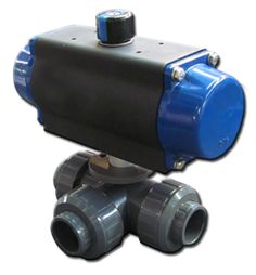 Three Way Ball Valve - Buy Industrial Supplies at First E-Source