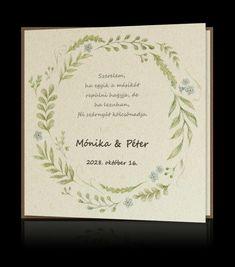 Esküvői meghívó C 2506
