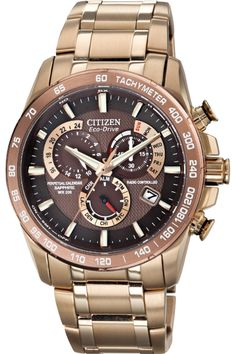 Citizen Gents Perpetual Chrono A T Watch AT4106-52X