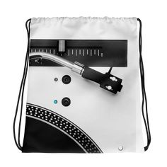 a95a620f06f Turntable Drawstring Bag