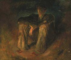 Mednyánszky László: Ágrólszakadt, 1905–1908 között Europe, Painting, Artists, Art, Painting Art, Paintings, Painted Canvas, Drawings, Artist