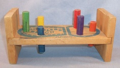 Cobbler's Bench. This was it for every 3-5 year old in the 70's.