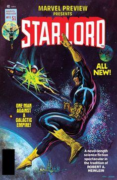 Marvel Preview (1975) #11 - Ken Barr