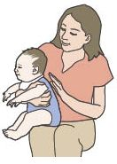 Are you having a hard time burping your baby? Alyson will teach you the best ways to burp a newborn baby. Newborn Baby Care, Burping Baby, Gassy Baby, Baby Massage, Baby Gas Relief, O Gas, Baby Care Tips, Baby Tips, Post Pregnancy