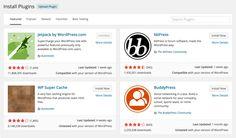 La dernière version de WordPress est arrivée. 4.0 Souhaitez la bienvenue à Benny !