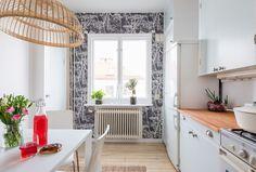 Cocina - Estudio de 34 m² perfecto para la primavera y el verano
