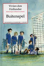 Buitenspel van Vivian den Hollander op boekbesprekingen.nl