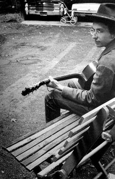 Bob Dylan- Woodstock, Summer '68