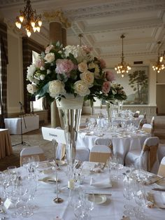 Planet Flowers - The Balmoral Hotel