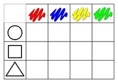 Preschool Learning Activities, Toddler Learning, Preschool Kindergarten, Book Activities, Shapes For Toddlers, Emoji Drawings, Montessori Materials, School Readiness, Math For Kids