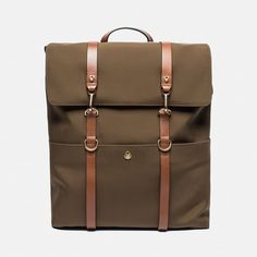Рюкзак Mismo MS Backpack Sepia/Cuoio