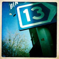 number #13 #fase13