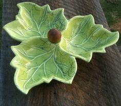 Three Leaf Plate