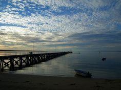 À ne pas manquer en Australie du Sud : le coucher de soleil à Streaky Bay