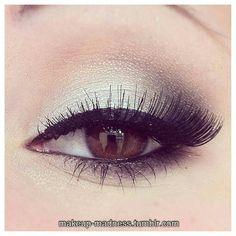 Silver makeup @Anna Totten Badore ?