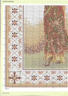 Вышивка в «Cross Stitch Gold №91 2012». Обсуждение на LiveInternet - Российский Сервис Онлайн-Дневников