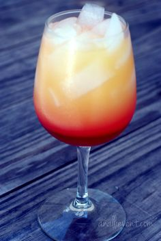 Tequila Sunrise Mocktails taste as good as they look. Your guests will be wowed by these easy-to-make drinks. It's my favorite spring and summer drink.