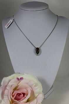 s.Oliver Zirkonia Anhänger mit Kette in Silber Pendant Necklace, Chain, Shop, Ebay, Jewelry, Fashion, Moda, Jewlery, Jewerly