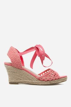 Cute wedges for summer