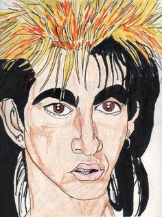 Limahl. Wednesday February 15th, 2017