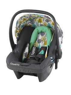 Cosatto Hold 0+ Car Seat - Firebird | very.co.uk LOVE THE DESIGN !