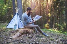 camping #bookworm #fatherandson #lolove #mamissima #ładnebebe.pl