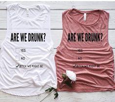 Vinyl Shirts, Mom Shirts, Cute Shirts, Shirts For Girls, Funny Shirts, Girls Weekend Shirts, Funny Tanks, Summer Shirts, Best Friend T Shirts