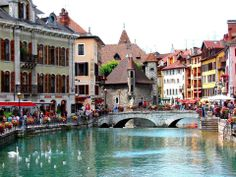 Another travel image Places Around The World, The Places Youll Go, Places To Go, Around The Worlds, Annecy France, World On Fire, Camping Places, Oui Oui, Travel Images