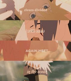 Team 7. Naruto ; Sasuke ; Sakura ; Kakashi Oh shit. This is a happy and a sad feeling.