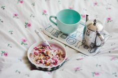 Breakfast Blog - Morning Diaries -