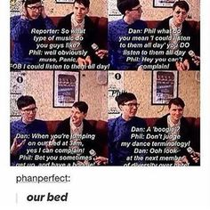 I'm sorry, what were you saying about Phan not being real?