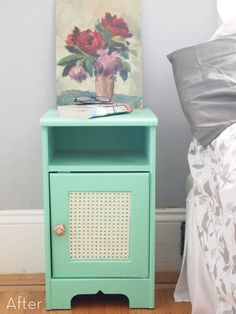 15 Awesome DIY Nightstand Ideas | Style Motivation