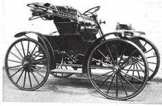 1908 Peets P. M. C. Runabout Automobile