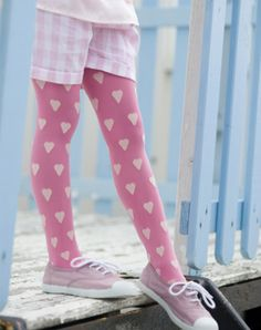 Lekker zoet: Bonnie Doon Lovely Tights: mt 116-122 t/m 152-158::MAILLOT PANTY