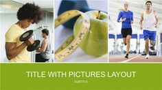 Health and Fitness PowerPoint Template