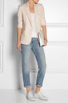 Stella McCartney   Ingrid wool blazer   NET-A-PORTER.COM