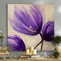 Best Tips for Painting with Textured Paint Acrylic Painting Flowers, Easy Canvas Painting, Diy Canvas Art, Acrylic Art, Diy Painting, Pastel Art, Flower Art, Watercolor Art, Mandala