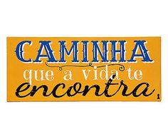 Box Decorativo Caminha - 30x12,5cm
