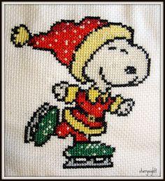 Snoopy loves to Skate!!
