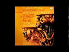 Charles Avison 12 Concerti Grossi Nos.7-12 after D.Scarlatti, Neville Ma...