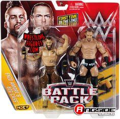 Enzo Amore & Big Cass - WWE Battle Packs 40