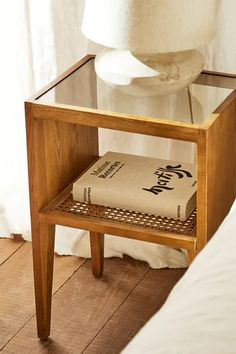 Furniture-LIVING ROOM | DECO-HOME | ZARA United States Rattan, Nightstand, Furniture, Home Decor, Nightstands And Bedside Tables, Bedroom, Natural Colors, Wicker, Decoration Home