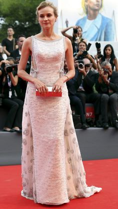 The queen, Diane Kruger