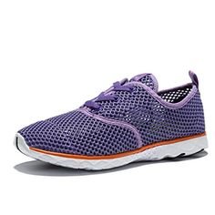 Fengda Mens Quick Drying Aqua Water Beach ShoesPurple EU37 ** Check this awesome product by going to the link at the image.(This is an Amazon affiliate link and I receive a commission for the sales)