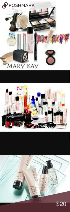Selling mary kay products! I am now a Mary Kay consultant with lots of inventory! I can supply you with all of your needs skin & color! If I don't have it in stock I can get it for you! The holiday season is approaching and Mary Kay makes for great gifts and stocking stuffers! I am also now offering GIFT CERTIFICATES!! Those make an awesome gift if you know someone who loves makeup but aren't sure what colors they love. Let me know how I can help you today! :) Mary Kay Makeup