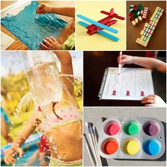Summer Kids Crafts